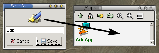 Getting software with AddApp