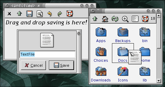http://rox.sourceforge.net/screens/saving.png